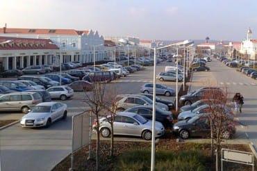 Nákupy v Designer Outlet Parndorf
