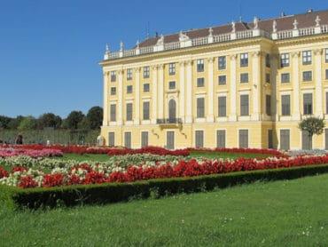 Zámok Schönbrunn