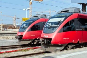 Do Viedne vlakom
