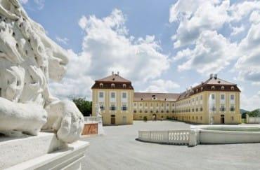 Schloss Hof – najväší barokový zámok v Rakúsku