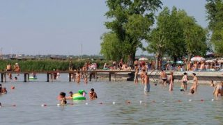Kúpalisko Weiden am See – Neziderské jazero