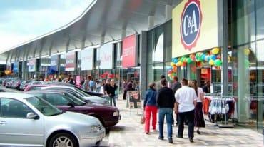 Shopping Bruck – nákupné centrum v Bruck an der Leitha