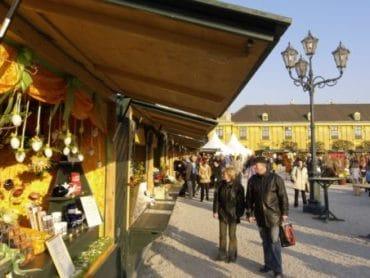 Veľkonočné trhy vo Viedni