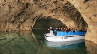 Seegrotte – najväčšie európske podzemné jazero