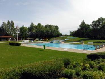 Kúpalisko Parkbad – Bruck an der Leitha