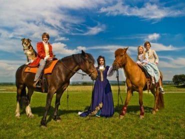 Prázdniny u princa Eugena –  Veľká prázdninová zábava na zámku Schloss Hof