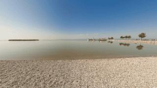 Podersdorf am See – najkrajšia pláž na Neziderskom jazere
