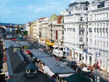 Trhy a tržnice vo Viedni