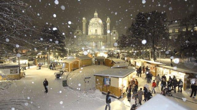 Prehľad najzaujímavejších vianočných trhov vo Viedni
