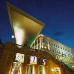 Albertina in Wien-1 - Nachtaufnahme© Österreich Werbung - Lammerhuber