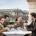 Café Terrasse Albertina© Österreich Werbung-Peter Burgstaller