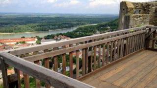 Výlet na hrad Hainburg