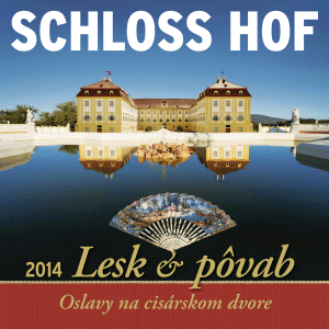 Schloss Hof 2014_Lesk a povab