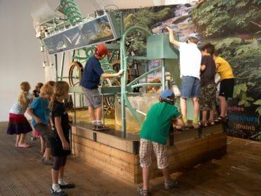 ZOOM Kindermuseum – detské múzeum vo Viedni