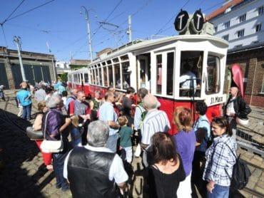Viedeň pozýva celú rodinu na jubilejný ročník Tramwaytag 2014