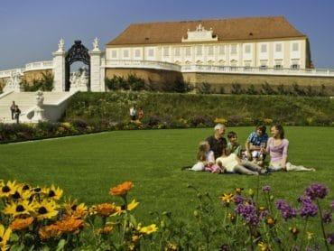 Deň matiek na zámku Schloss Hof