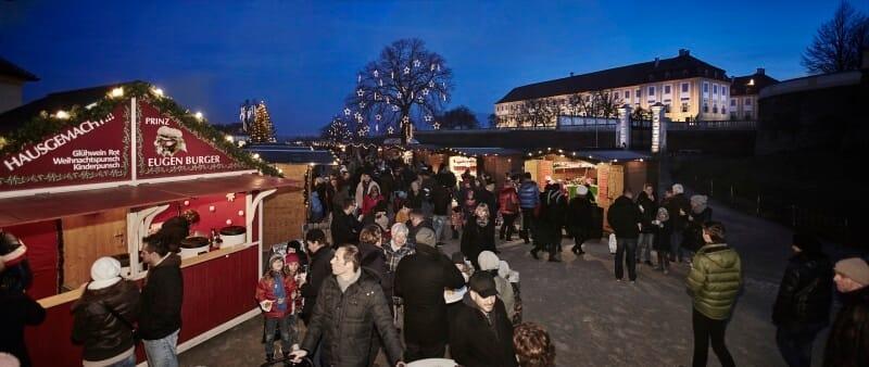 Weihnachtsdorf Schloss Hof 1_c_MagMag_Schloss Hof