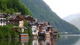 Oslnivá krása rakúskeho Hallstattu