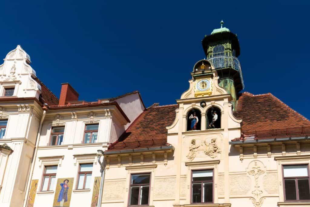 Glockenspiel (c) Graz Tourismus - Harry Schiffer