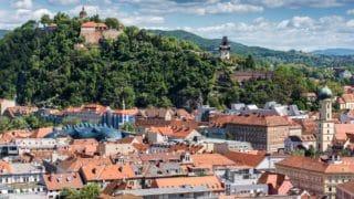 Predĺžený víkend v Grazi a okolí