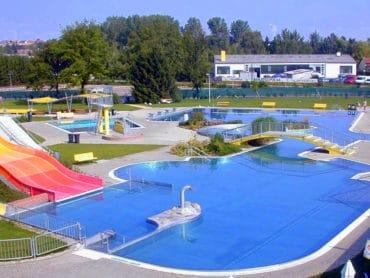 Kúpalisko Weinlandbad Mistelbach