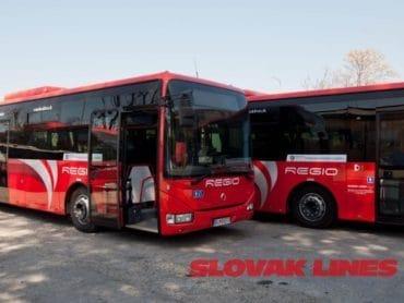 Odštartovala obľúbená letná linka Slovak Lines za oddychom či nákupmi do Rakúska