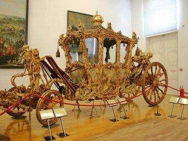 Múzeum cisárovnej Sisi vo viedenskom Hofburgu