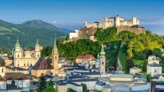 Výlet do Salzburgu a okolia