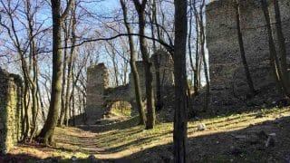 Tisícročný hrad Pottenburg