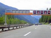 Rakúska diaľničná známka 2020