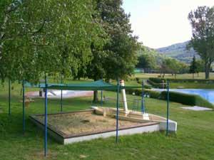 Kúpalisko Bergbad Hainburg