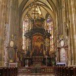 Stephansdom - Hlavný oltár