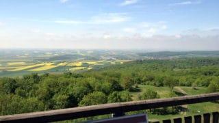 Čo tak urobiť si malý výlet na rozhľadňu Königswarte?