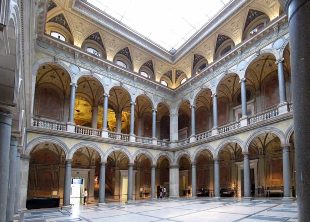 Galéria výtvarného umenia pri Akadémii výtvarných umení ©Wikimedia