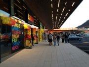 Nákupné centrum Galleria Danubia Hainburg