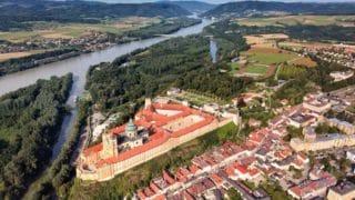 Údolie Wachau – miesto kde dýcha história a rastie vínna réva