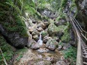 Medvedia roklina – Bärenschützklamm