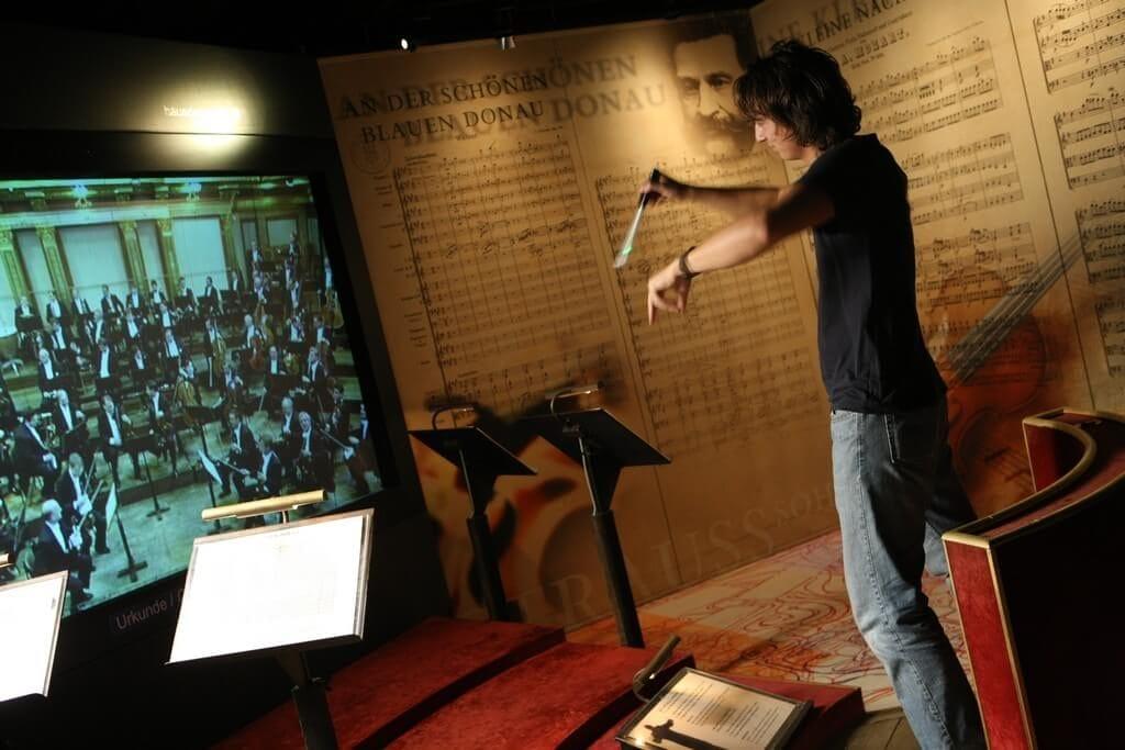 Virtueller Dirigent (c) Inge Prader