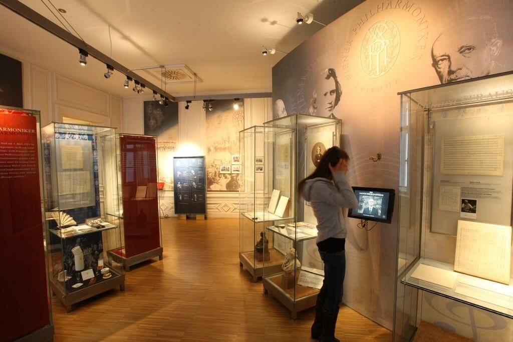 Wiener Philharmoniker Museum (c) Inge Prader