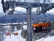 Autobusom na jednodňové lyžovačky na rakúsky Stuhleck