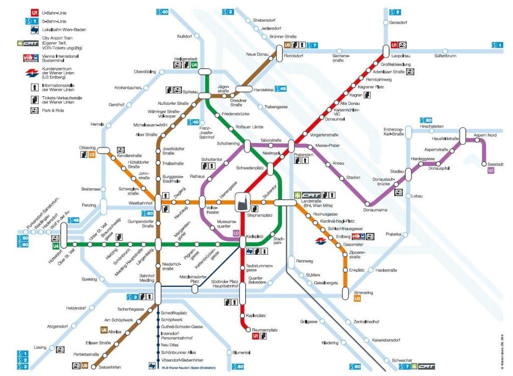 metru vieden