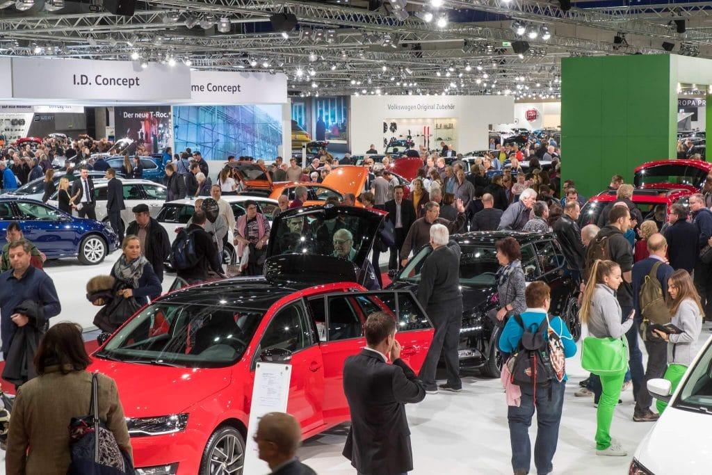 Autosalón Viedeň – Vienna Autoshow 2019