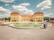 Zámocký komplex Schloss Hof opäť otvára svoje brány